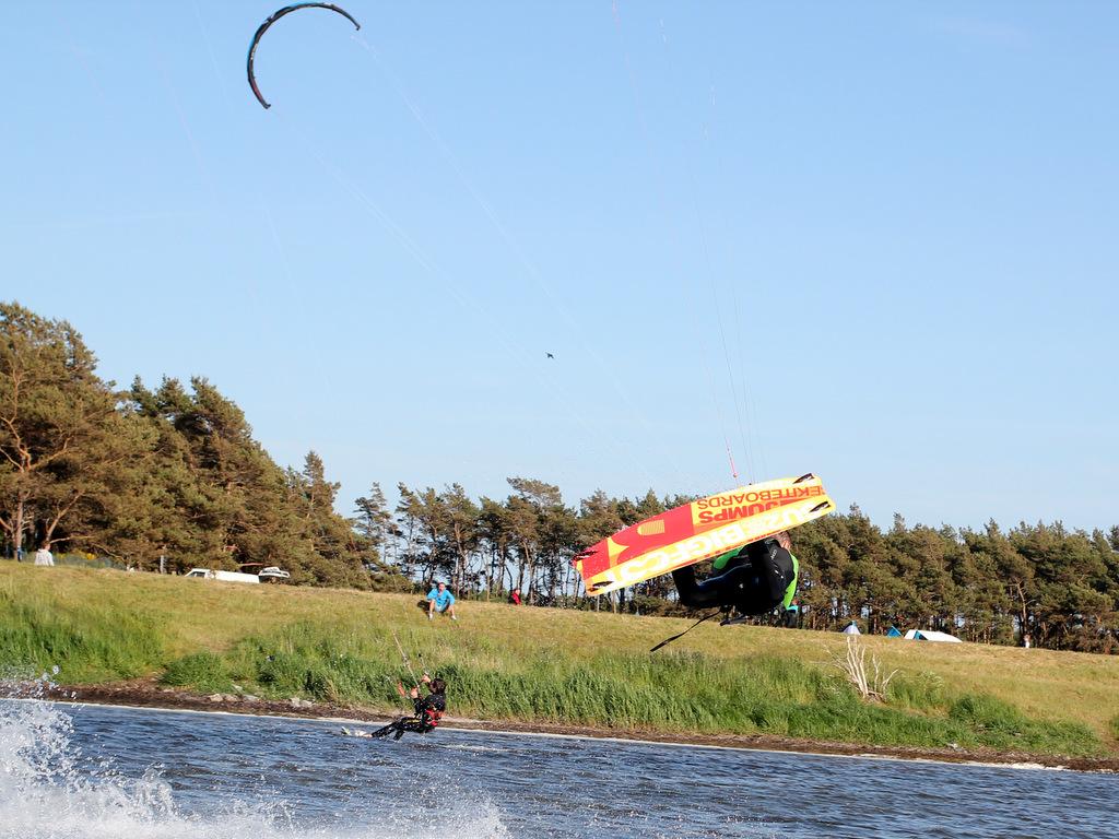 kitesurfing rugia