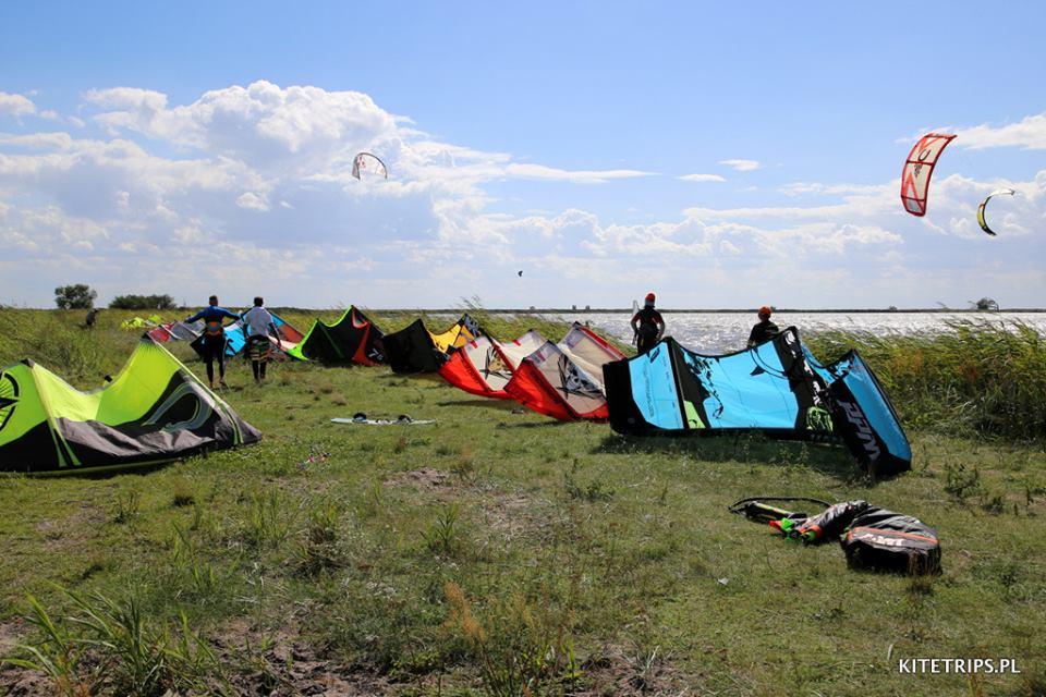 Kitesurfing Szczecin dla początkujących