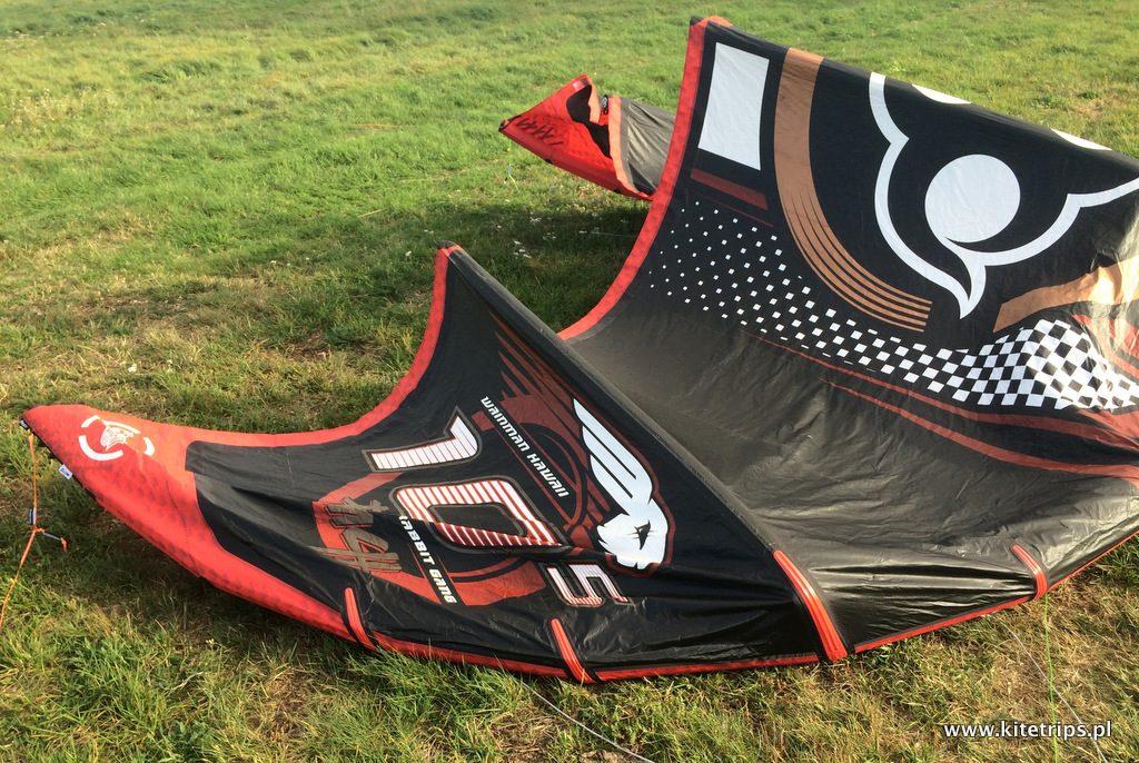latawiec do kitesurfingu wainman