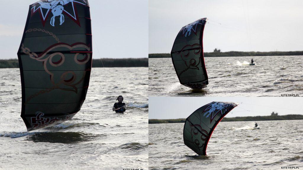 latawiec do kitesurfingu