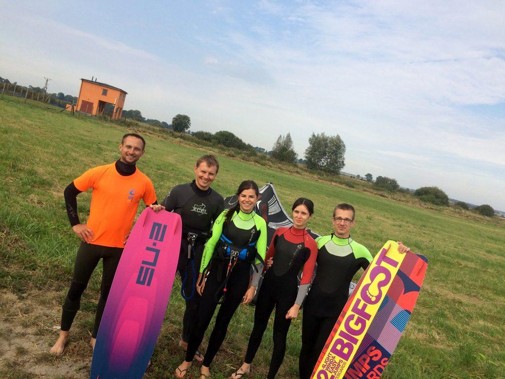 Instruktor kitesurfingu Szczecin