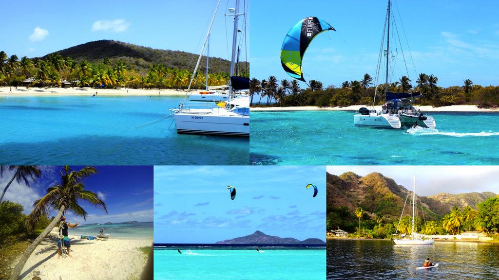 kitesurfing wyjazd
