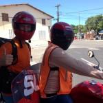 kitesurfing trip