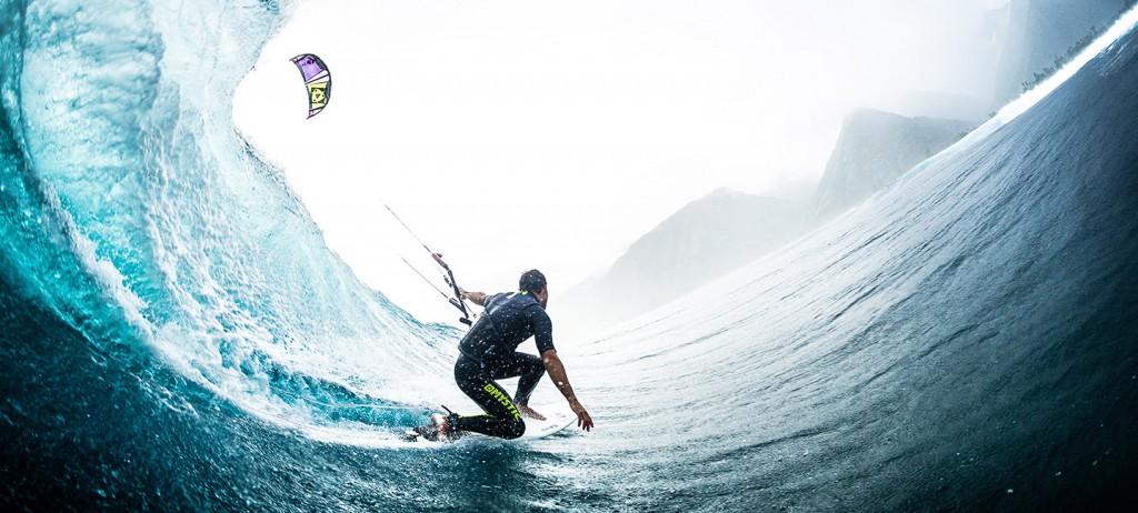 kite wave kitesurfing