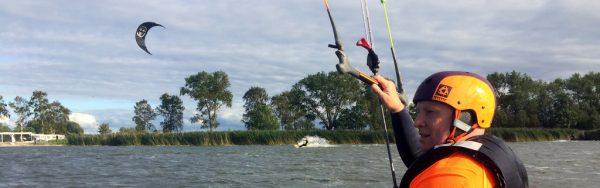 wrzesień kitesurfing kurs